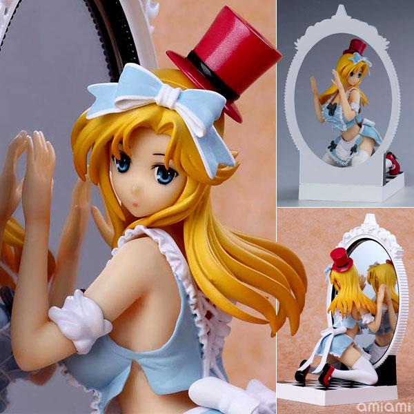 フェアリーテイルフィギュア Vol.3 アリス イン ミラーワールド ブルードレスver.