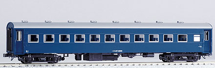 1-553 (HO)オハ47 ブルー 改装形