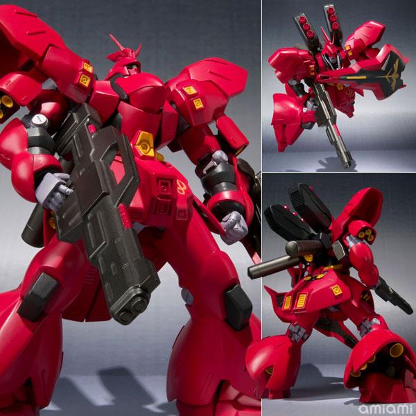 ROBOT魂 -ロボット魂-〈SIDE MS〉 サザビー 『機動戦士ガンダム 逆襲のシャア』より[バンダイ]《在庫切れ》