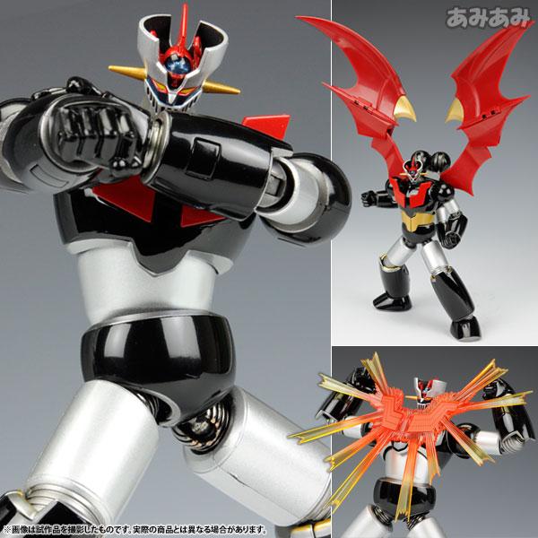 スーパーロボット超合金 真マジンガーZ 『真マジンガー 衝撃!Z編』より