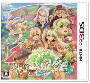 3DS 【予約特典付き】 ルーンファクトリー4[マーベラスAQL]《在庫切れ》