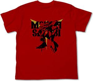 機動戦士ガンダム 逆襲のシャア MSN-04サザビーTシャツ/レッド-XL