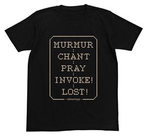 ウィザードリィ ねんじろ!Tシャツ/ブラック-XL