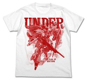 機動戦士ガンダムUC(ユニコーン) シナンジュ グラフィックTシャツ/ホワイト-XL