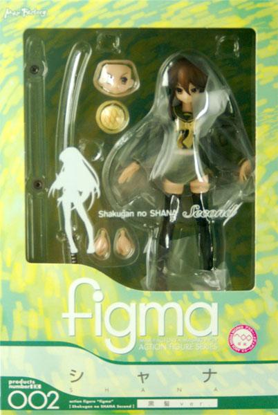 シャナ 黒髪Ver. figma