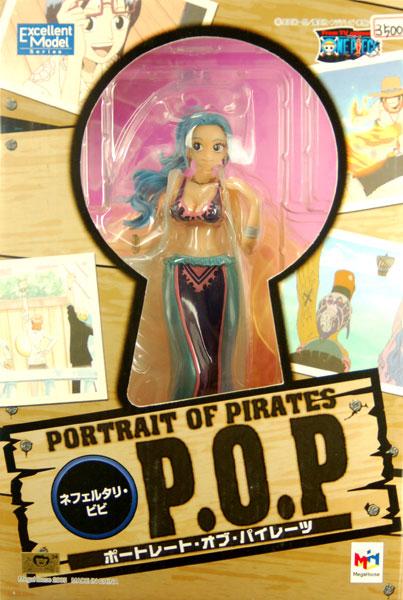 エクセレントモデル Portrait.Of.Pirates ワンピースシリーズ3 ネフェルタリ・ビビ 1/8 完成品フィギュア[メガハウス]《在庫切れ》