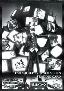 ペルソナ4 アニメーション トレーディングカード【追加パック】 BOX[ムービック]《取り寄せ※暫定》