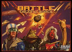 あみあみ/星界の戦い(Battle Beyond Space) 日本語訳ルール付属