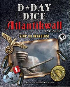 あみあみ/D-DAYダイス拡張セット:大西洋の壁(D-Day Dice:ATLANTIKWALL Expansion)