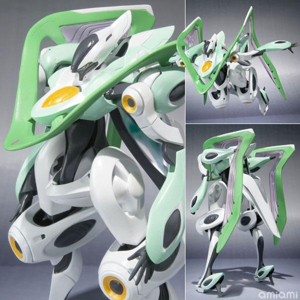ROBOT魂 -ロボット魂-〈SIDE ovid〉 輪廻のラグランジェ ウォクス・アウラ[バンダイ]《発売済・在庫品》