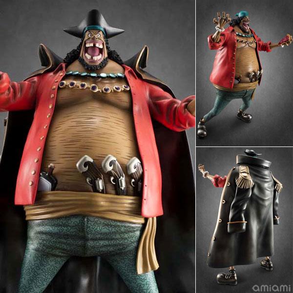 エクセレントモデル Portrait.Of.Pirates ワンピース NEO-EX 黒ひげ マーシャル・D・ティーチ Ver.1.5 完成品フィギュア[メガハウス]《04月予約》