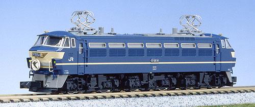 3047-2 EF66後期形ブルートレイン牽引機(再販)[KATO]《05月予約※暫定》