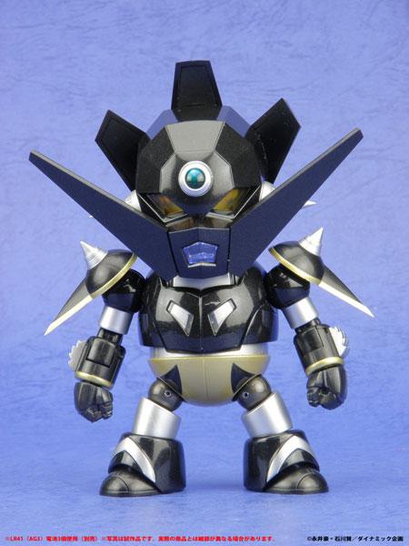METAL BOX MB合金 MBG-01B ゲッターロボG ゲッタードラゴン ブラックver.[METALBOX]《在庫切れ》