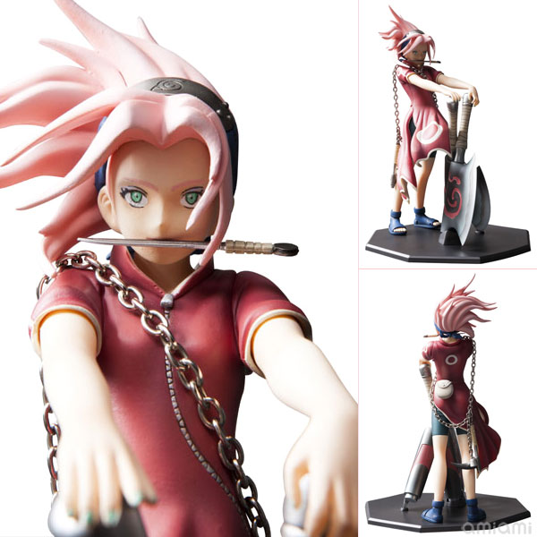Sakura Haruno Figure Sakura Haruno Yomigaeru