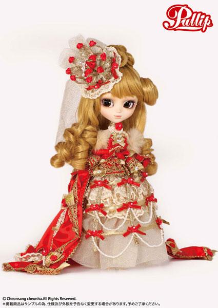 プーリップ / Princess Rosalind(プリンセス・ロザリンド) 通常サイズ 完成品ドール[グルーヴ]【送料無料】《在庫切れ》