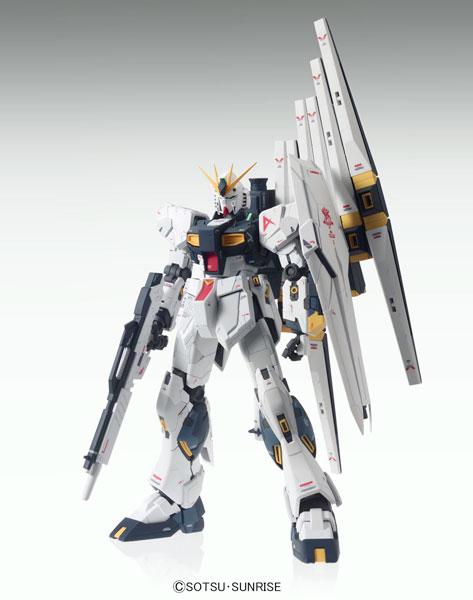 MG 1/100 νガンダム Ver.Ka プラモデル(再販)[バンダイ]《発売済・在庫品》