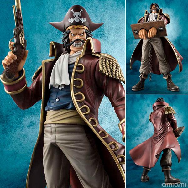 エクセレントモデル Portrait.Of.Pirates ワンピース NEO-DX ゴール・D・ロジャー 完成品フィギュア[メガハウス]《08月予約》