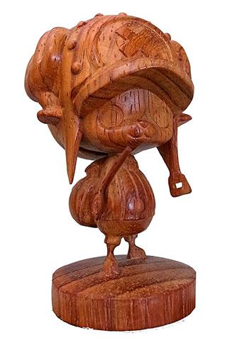 ワンピース 木彫チョッパー[湧天(M-ARTS)]《在庫切れ》
