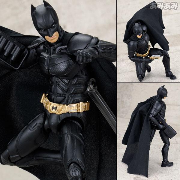 マフェックス No.002 バットマン アクションフィギュア[メディコム・トイ]《在庫切れ》