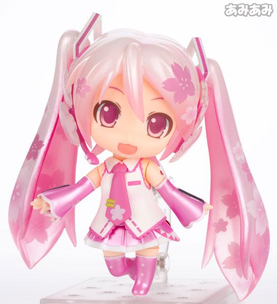 桜ミク ねんどろいど