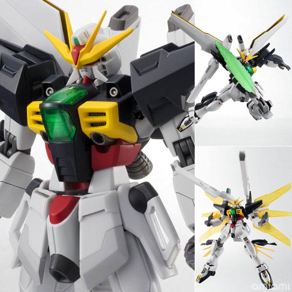 ROBOT魂 -ロボット魂-〈SIDE MS〉 ガンダムダブルエックス(再販)[バンダイ]《取り寄せ※暫定》