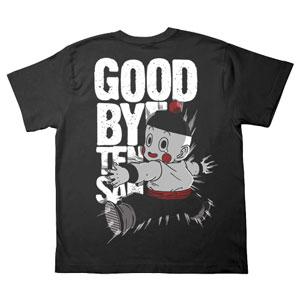 ドラゴンボール改 さよなら天さん Tシャツ改/ブラック-XL