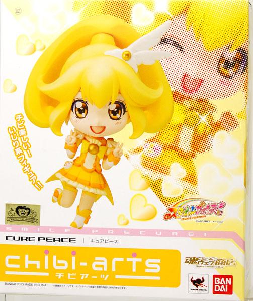キュアピース chibi-arts