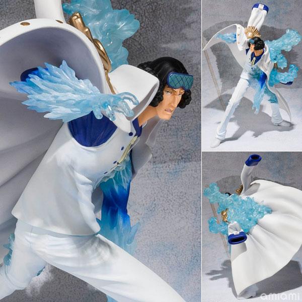 """フィギュアーツZERO """"青雉""""クザン -Battle Ver.-[バンダイ]《在庫切れ》"""