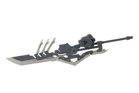 M.S.G モデリングサポートグッズ ヘヴィウェポンユニット MH03R ユナイトソード(再販)[コトブキヤ]《03月予約》