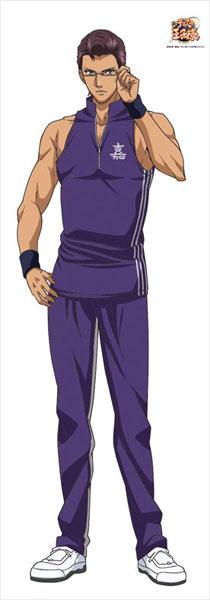 新テニスの王子様 等身大タペストリー 木手永四郎[エンスカイ]《在庫切れ》