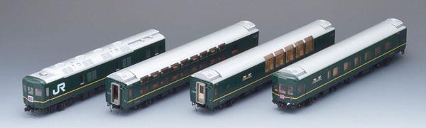 HO-091 JR 24系25形特急寝台客車(トワイライトエクスプレス) 基本セット(再販)[TOMIX]【送料無料】《06月予約》