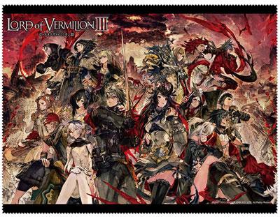 ロード オブ ヴァーミリオン III(3) オフィシャル クリーニングクロス[スクウェア・エニックス]《在庫切れ》