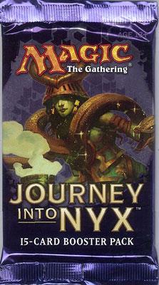 マジック:ザ・ギャザリング ニクスへの旅 ブースター 英語版 パック[Wizards of the Coast]《在庫切れ》