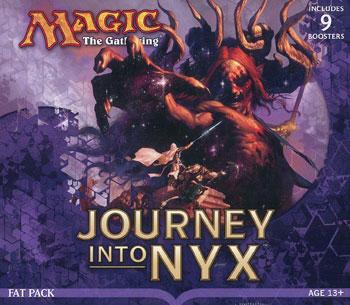 マジック:ザ・ギャザリング ニクスへの旅 ファットパック 英語版[Wizards of the Coast]《在庫切れ》
