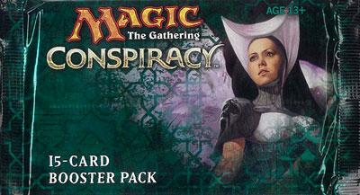 マジック:ザ・ギャザリング - コンスピラシー ブースター 英語版 パック[Wizards of the Coast]《在庫切れ》