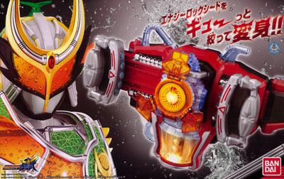 【クリックで詳細表示】仮面ライダー鎧武 変身ベルト DXゲネシスドライバー&メロンエナジーロックシード[バンダイ]《在庫切れ》