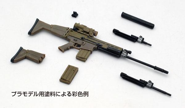 リトルアーモリー LA003 1/12 SCAR-Hタイプ プラモデル