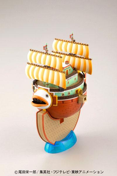 ワンピース 偉大なる船(グランドシップ)コレクション バラティエ プラモデル[バンダイ]《07月予約》