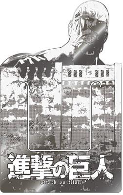 進撃の巨人 メタルクリップ 超大型巨人[エンスカイ]【送料無料】《発売済・在庫品》