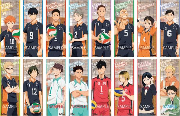 AmiAmi [Character & Hobby Shop] | Haikyuu!! Chara Pos Collection ...