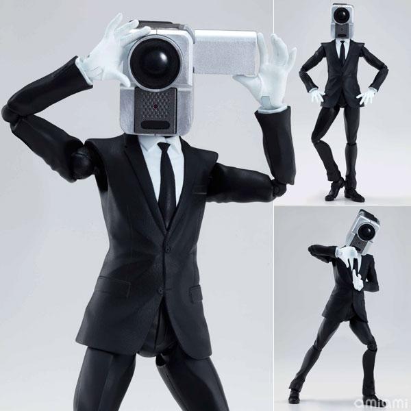 S.H.フィギュアーツ カメラ男[バンダイ]《在庫切れ》