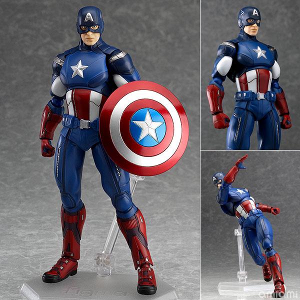 JANコード検索:在庫/最安値チェック:figma キャプテン・アメリカ