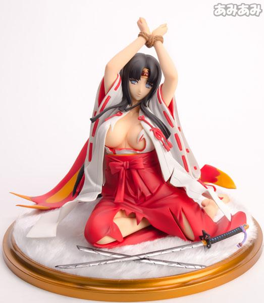 剣聖巫女トモエ