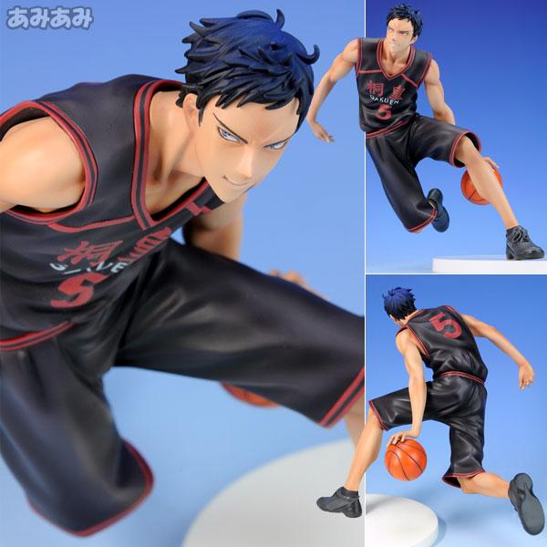 JANコード検索:在庫/最安値チェック:黒子のバスケフィギュアシリーズ 青峰大輝