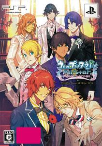 PSP うたの☆プリンスさまっ♪All Star After Secret 初回限定Sweet&Bitter BOX (予約特典:「Kiss Me」カード 付)[ブロッコリー]《在庫切れ》