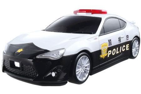 トミカ 警察シリーズ ビッグおかたづけパトカー トヨタ86[タカラトミー]《在庫切れ》