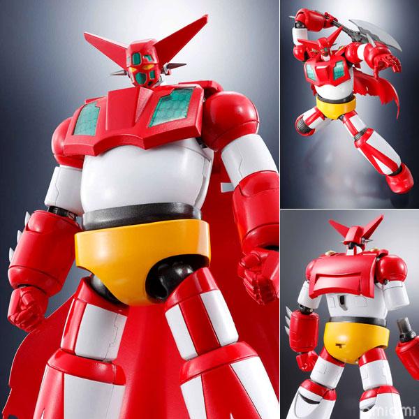 JANコード検索:在庫/最安値チェック:スーパーロボット超合金 ゲッター1
