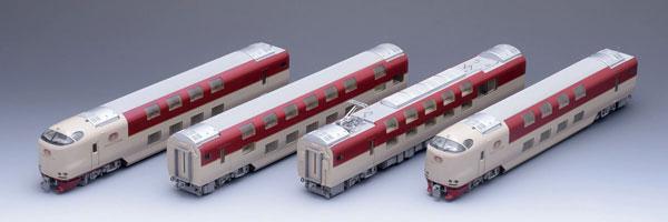 HO-9001 JR 285系特急寝台電車(サンライズエクスプレス)基本セットA (4両)