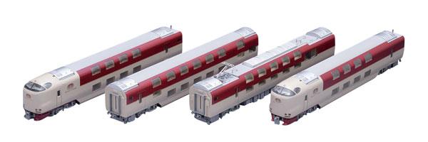 HO-9002 JR 285系特急寝台電車(サンライズエクスプレス)基本セットB (4両)