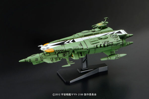メカコレクション 宇宙戦艦ヤマト2199  No.08 ナスカ級 プラモデル